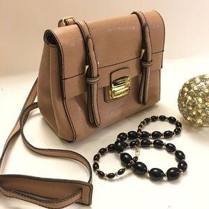 London fog purse w adjustable strap
